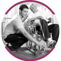 Positionnement adapté dans la prévention des escarres du résident