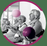 Animation et thérapies cognitives en secteur protégé