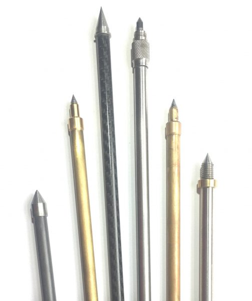 article library - 10mm cello endpins