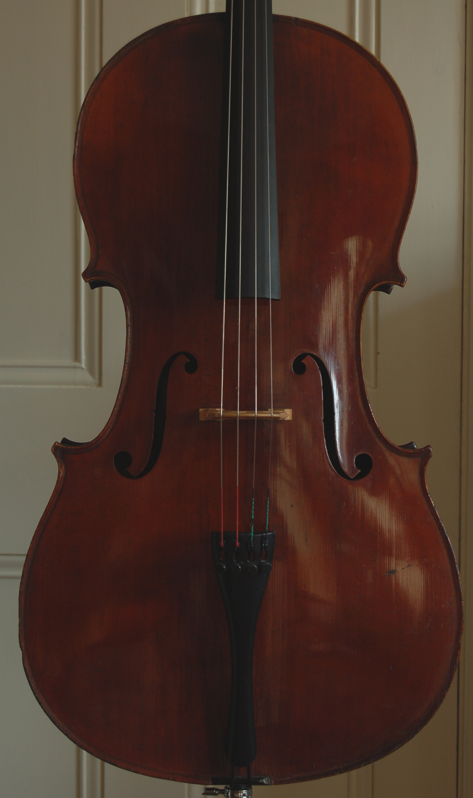 Geronimo Barnabetti cello