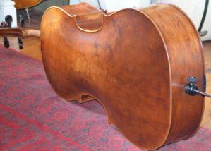 cello maker articles - Aitchison & Mnatzaganian Cello Specialists - Marquis de Corberon copy by Robin Aitchison