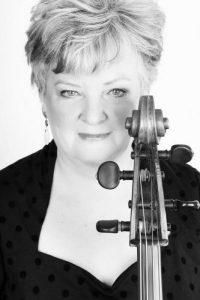 Gillian Thoday, cellist