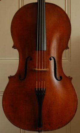 Joseph Hill cello 1773