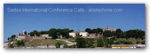 Serbia Conference Calls made easy with Serbia Toll Free access number