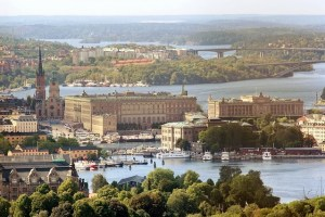 Royal Palace Sweden