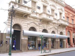 Calle Palma Asuncion Paraguay