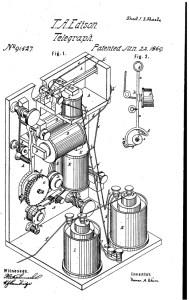 Edison Telegraph