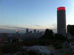 Johannesburg Ponte Building