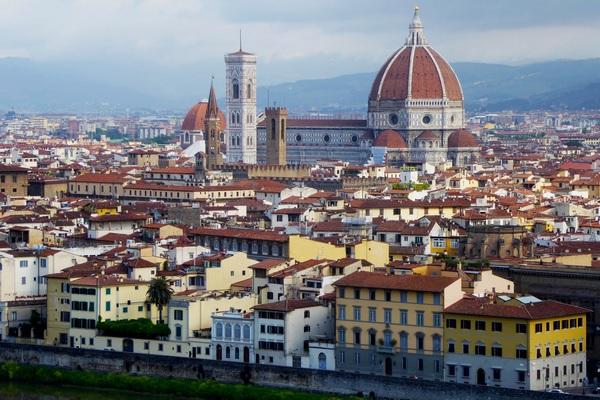 Cathedral of Santa Maria del Fiore, Firenze, Italy