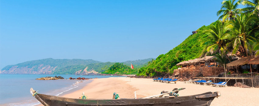 Agonda Beach Goa India | GOA, INDIA | Massage Courses beach-side in