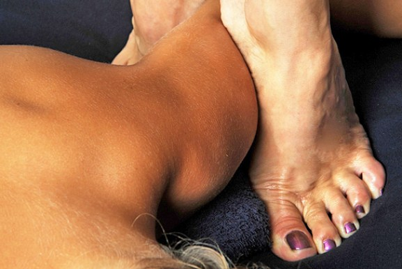 Chavutti Thirumal - Rope Massage Course (3rd Apr. 2014 - 13th Apr. 2014)