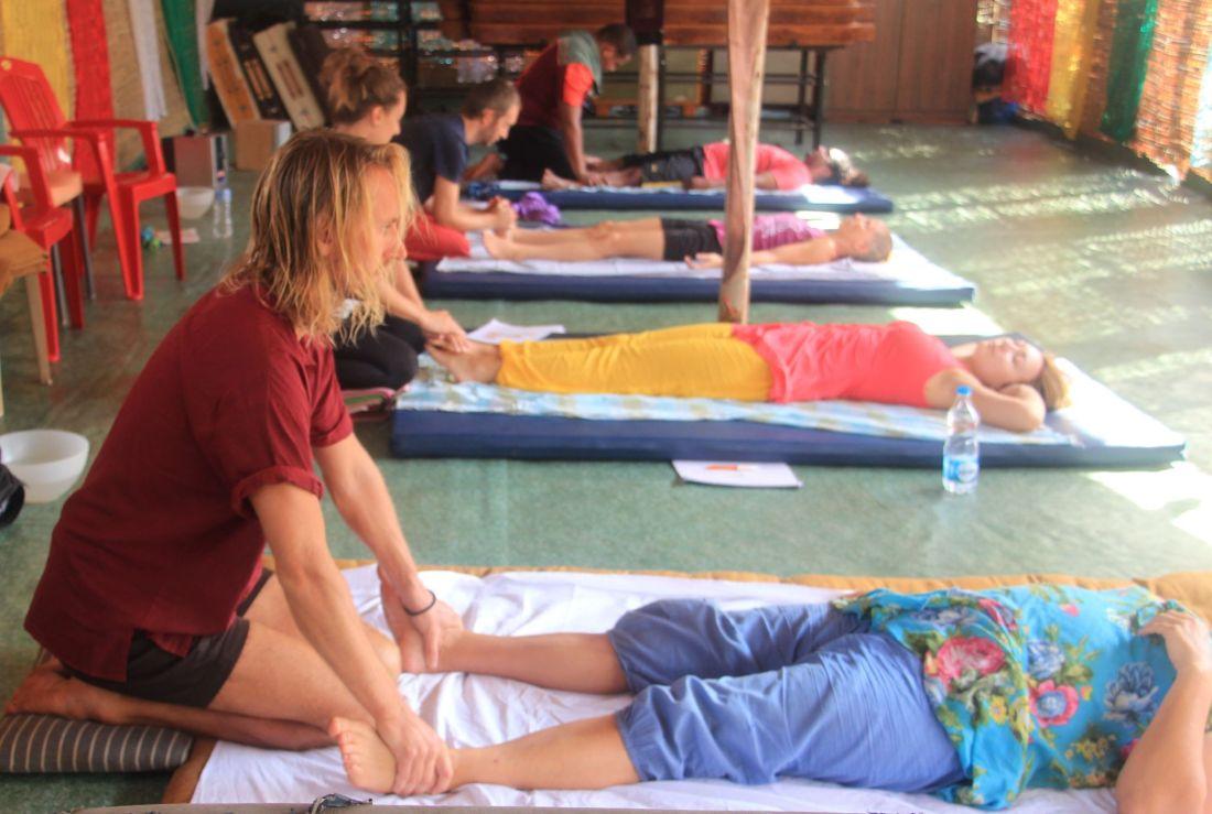Thai Massage Training Courses | Bodywork Workshops Goa, India