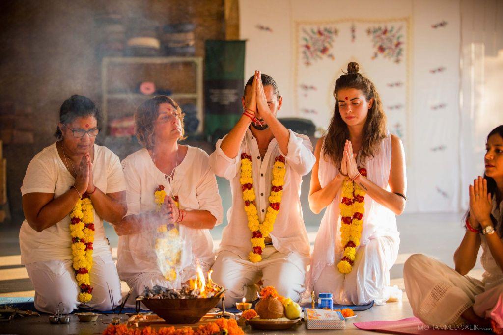 Ayurveda massage course India