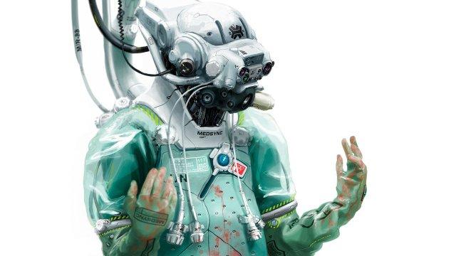 Cyborgization