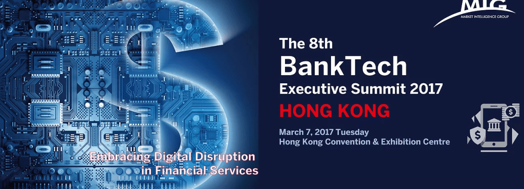2017-02-02 – The 8th BankTech Executive Summit 2017