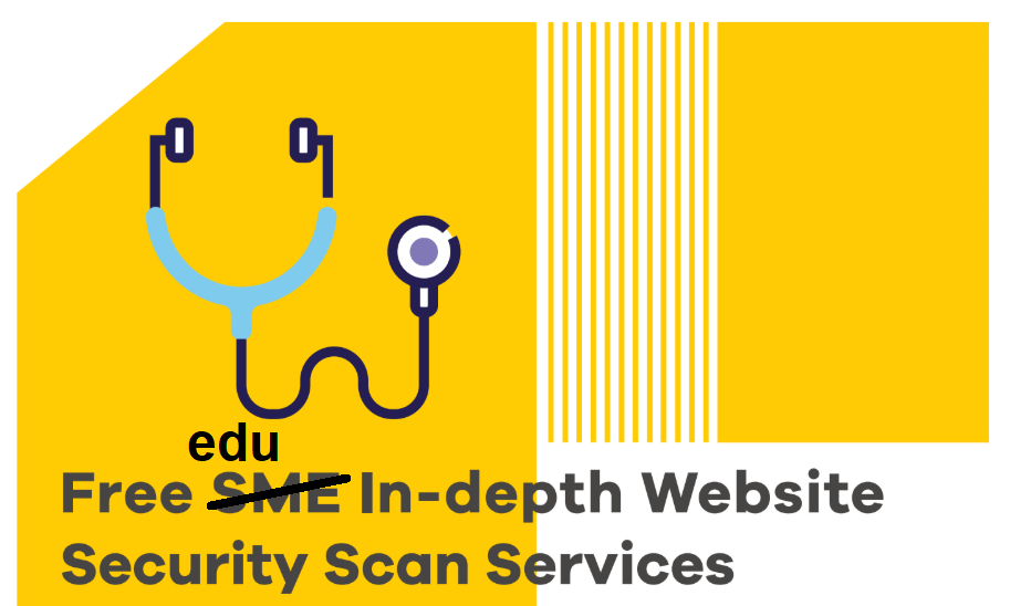 2019-09-25 – Free Edu In Depth Website Security Scan Services