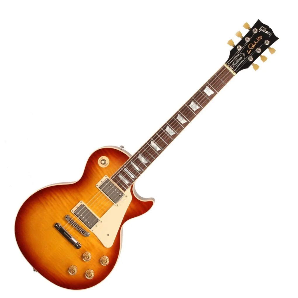 Guitarra Gibson Les Paul Traditional