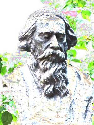 Tagore in Kalakshetra
