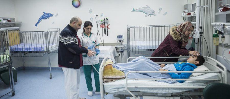 unità osservazione pediatrica breve caritas baby hospital