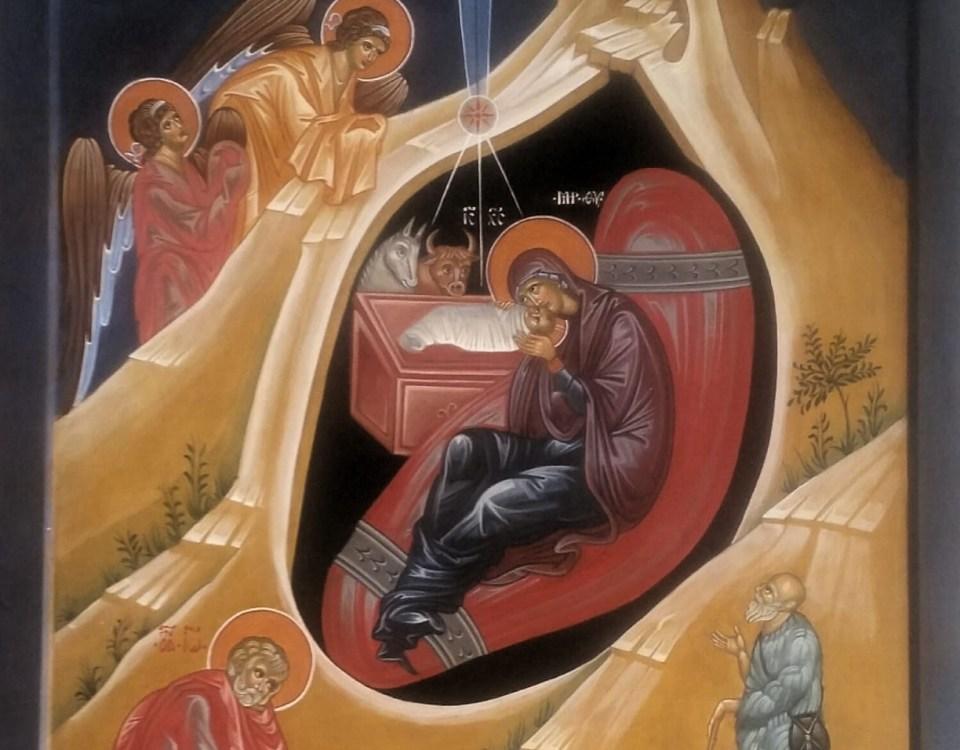 icona san fidenzio betlemme daniela borgato