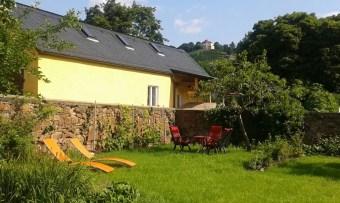 Ferienwohnung Villa Tini in Radebeul (Nähe Dresden)