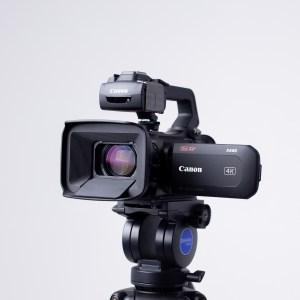 Camcorder 4K Canon XA50