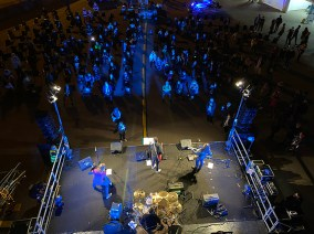 Concert during the Port Days
