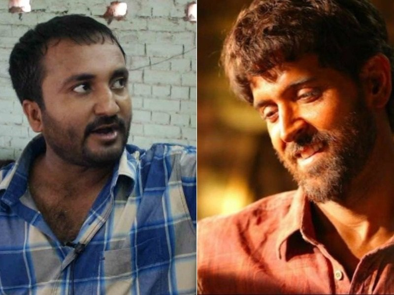Mathematician Anand Kumar 'pleasantly surprised' by Hrithik Roshan's Super 30 look