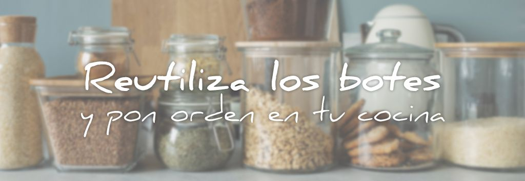 Reutiliza los Botes y pon Orden en tu Cocina | Photo by Ready Made | Pexels