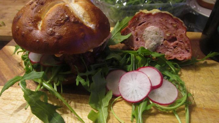 Oktoburger – Der Burger für das Oktoberfest