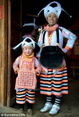 Weird Tradition of Miao Tribe China In Hindi