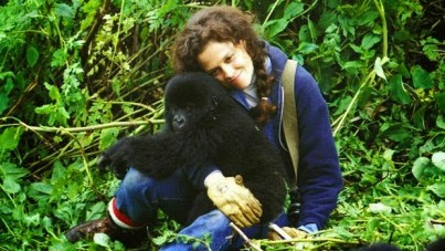 Dian Fossey History in Hindi