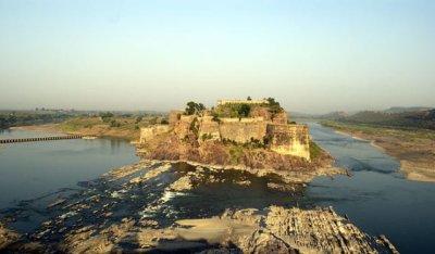 Gagron Fort Kila Jhalawar History Itihas Kahani Story Hindi