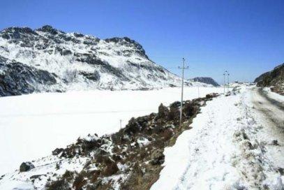 Changu Lake - Banned Indian PlacesFor Tourist - Hindi Information