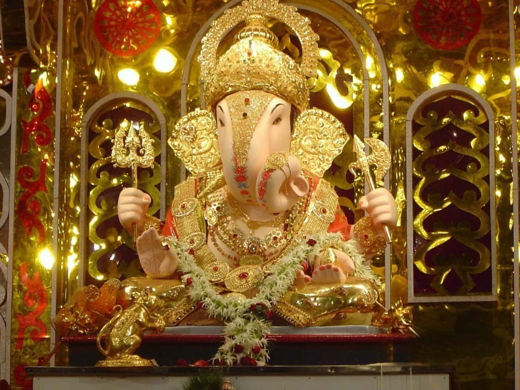 Lord Ganesha Hd Wallpaper Ganpati Hd Images