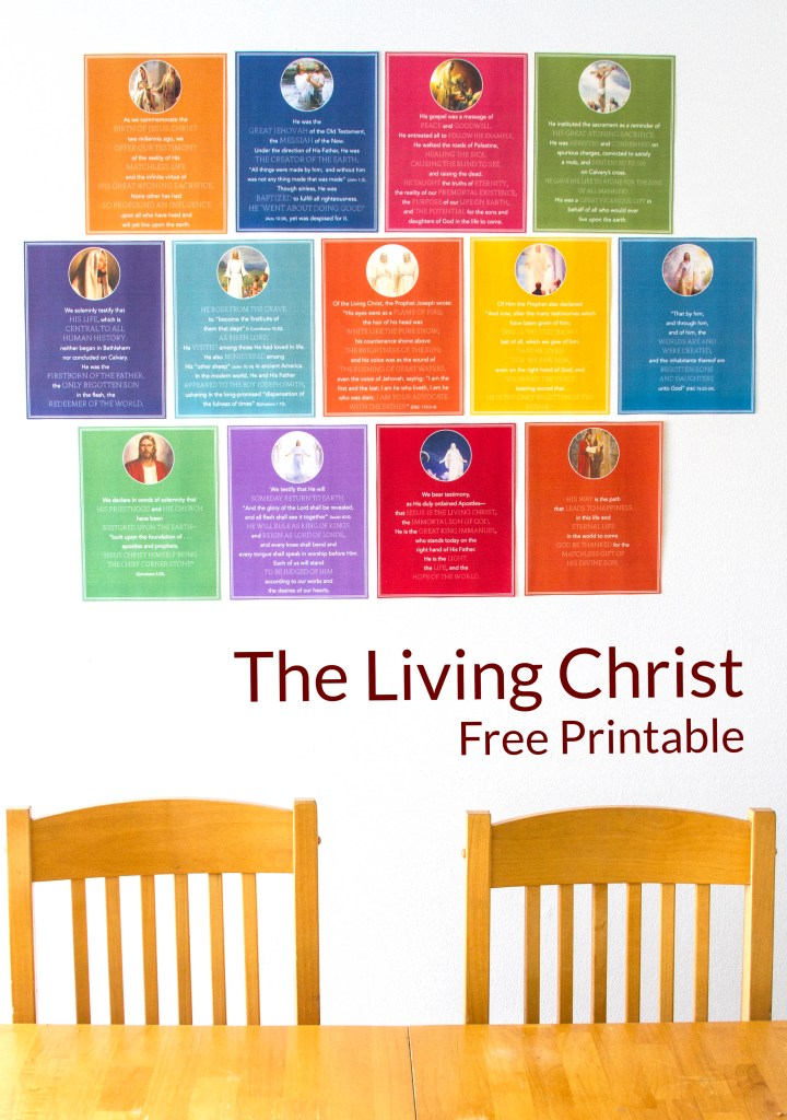 livingchristprintable