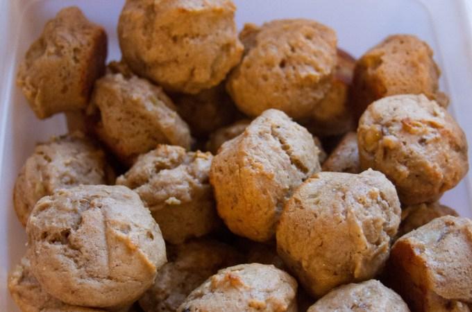 Food Staples: Mini Muffins