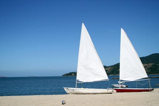 Barcos no Portobello