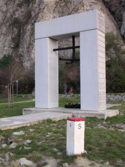 Monumento aos mortos do regime comunista