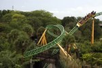 Cheeta Hunt, Montanha Russa do Busch Gardens