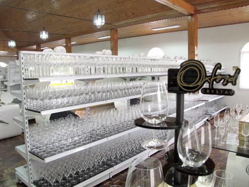 loja fabrica Oxford Porcelanas
