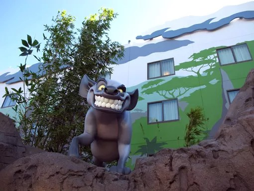 Rei Leão Art of Animation Resort