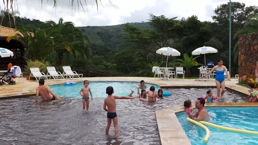 CANTO DA FLORESTA RESORT
