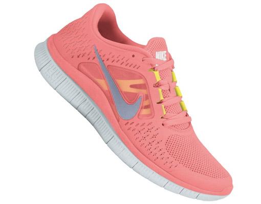 Nike laranja