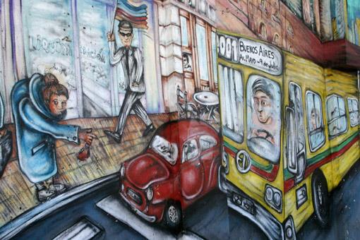 Grafite Buenos Aires