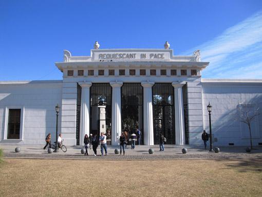 Cemiterio da Recoleta