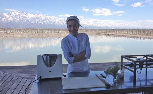 Chef Nadia Haron