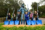 Área Avatar no Parque Magic Kingdom