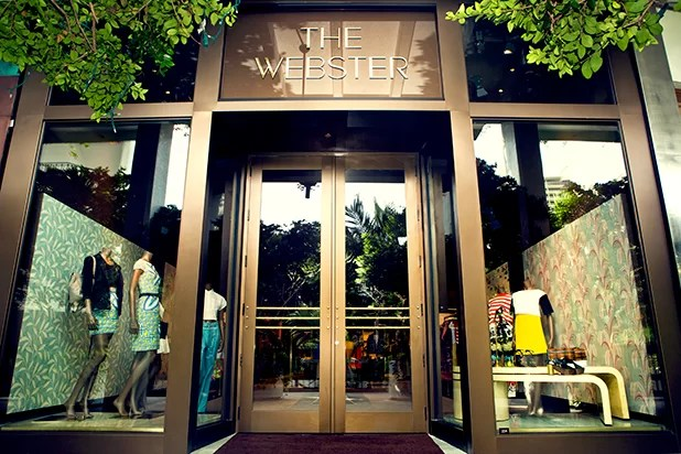 Entrada The Webster Bal Harbour