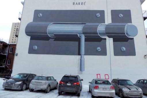 Grafites Montreal 4